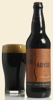 Deschutes Abyss and pint